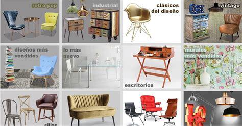 4 sitios donde puedes comprar muebles online ¡muy originales!