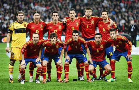4 Spain national football team HD Wallpapers | Background ...