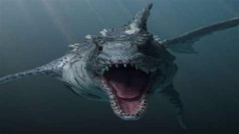 4 TERRIFYING Prehistoric Sea Creatures   Nufusion Nature ...