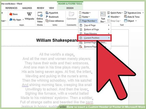 4 Ways to Insert a Custom Header or Footer in Microsoft Word