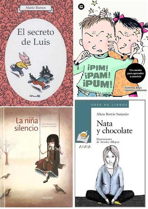 40 libros sobre valores y acoso escolar   Rejuega - y ...