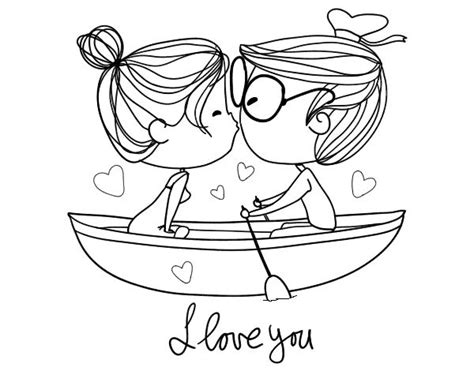 40 mejores imágenes de Dibujos de San Valentín en ...