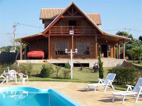+40 Modelos de Casas de Madeira +Dicas Essenciais