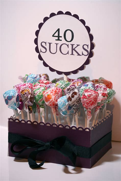 40th Birthday Ideas: 40th Birthday Ideas Fun