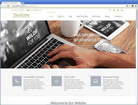 41 themes gratis para Wordpress con apariencia profesional