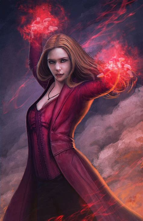 431 best Scarlet Witch images on Pinterest | Wizards ...