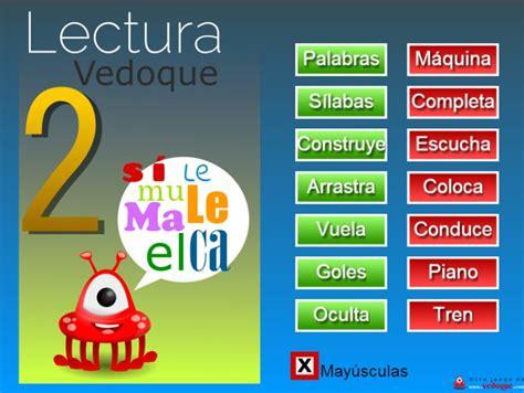 44 mejores imágenes sobre Vedoque Juegos Educativos en ...