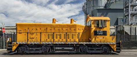 4449 in Richmond, CA   Trains Magazine   Trains News Wire ...