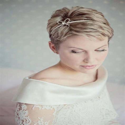 46 ideas de peinados boda pelo corto - Sobre El Cabello