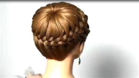 47 peinados con trenzas rápidos y fáciles para tu pelo ...