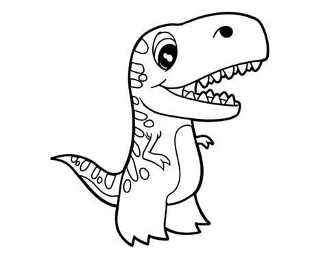 48 best Dibujos de Dinosaurios para colorear images on ...