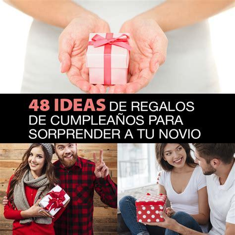 48 Ideas De Regalos De Cumpleaños Para Sorprender A Tu ...