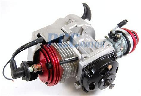 49CC 2 STROKE HIGH PERFORMANCE ENGINE MOTOR POCKET MINI ...