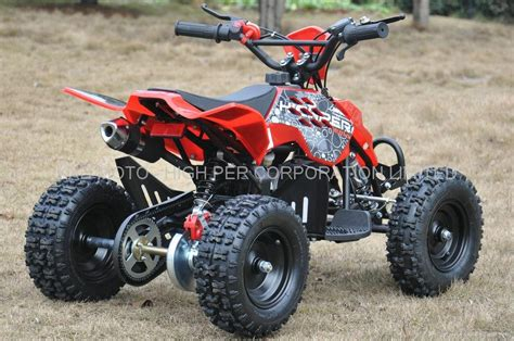 49cc 4 Wheeler, Four Wheeler (ATV-10B) - China ...