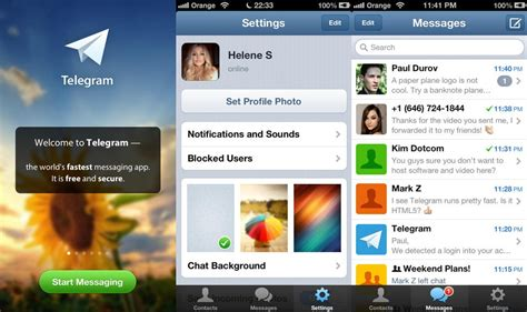 5 alternativas a WhatsApp