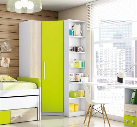5 armarios de esquina que solucionarán tu problema de espacio