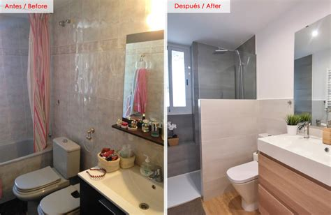 5 baños Antes y Después: ¡reformas increíbles!