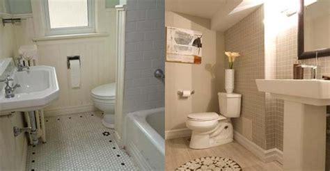 5 Baños reformados: el antes y el después