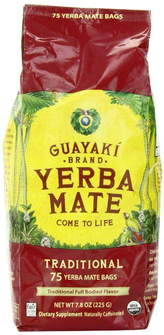 5 Best Yerba Mate Brands: Tea Bags & Loose Leaf Teas