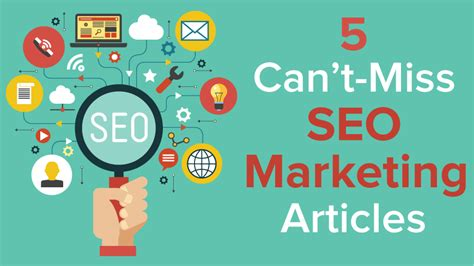 5 Can't-Miss SEO Marketing Articles - ScribbleLive