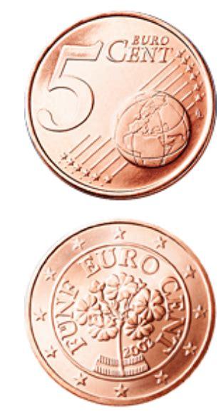 5 centimos - Cambio Euro Dolar