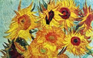 5 choses à savoir sur une oeuvre d art | 'Les Tournesols ...