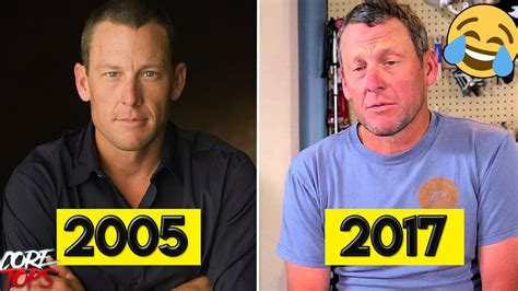 5 CICLISTAS FAMOSOS ANTES Y DESPUES | ft. Lance Armstrong ...