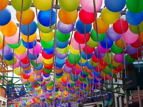 5 consejos para decorar con globos- Leroy Merlin