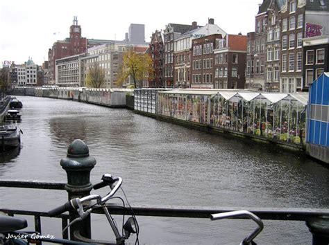 5 consejos para viajar a Ámsterdam