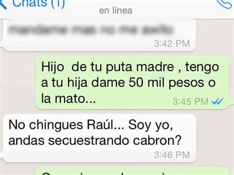 5 conversaciones de WhatsApp que hasta al diablo le dan ...