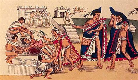 5 Cosas que te harán ver la Brutalidad de los Mayas ...
