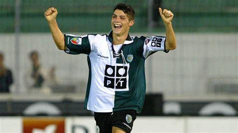 5 curiosidades de la vida de Cristiano en el Sporting ...