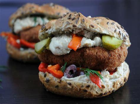 5 deliciosas formas de comer hamburguesas veganas