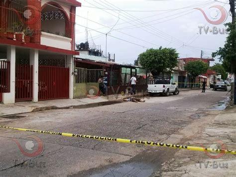 5 ejecutados hoy en Tuxtepec - TVBUS.TV
