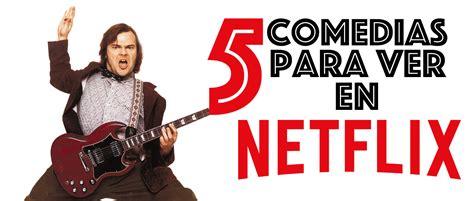 5 excelentes películas de comedia que puedes ver en ...