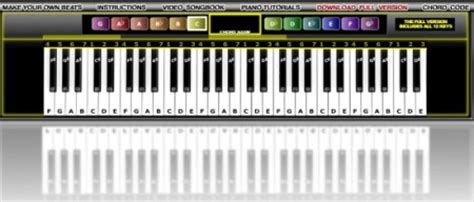 5 Free Websites To Play Piano Online