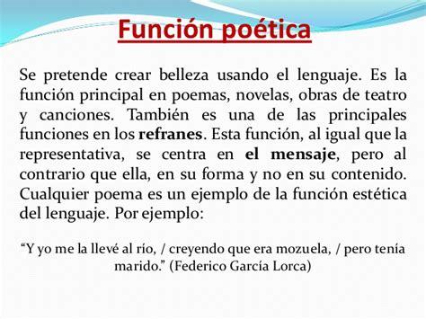 5 funciones del lenguaje 1