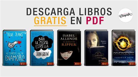5 LIBROS GRATIS PARA DESCARGAR EN PDF - Ortografía ...