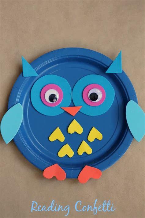 5 manualidades para niños con platos desechables ...