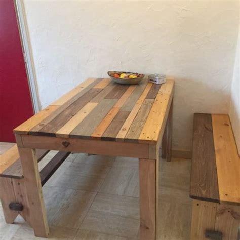 5 mesas de palets para el salón con mucho estilo | Mideco.es