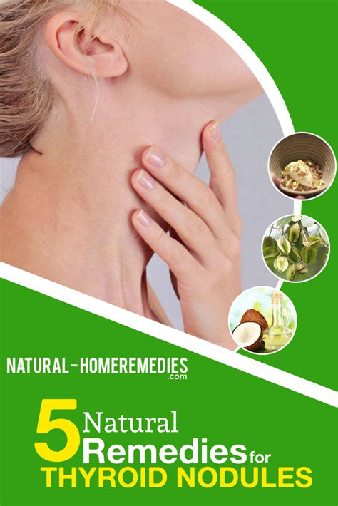 5 Natural Cure For Thyroid Nodules   Natural Treatment For ...
