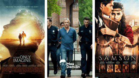 5 Películas cristianas que se estrenaron este 2018