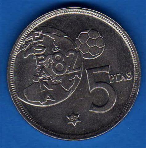 5 PESETAS 1975 CON REVERSO DEL MUNDIAL 82 | F5/comparte ...