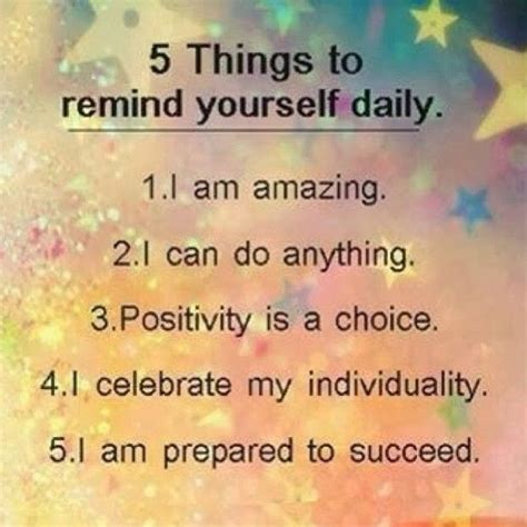 5 Positive Affirmation Pictures to Lift Yourself Up ...