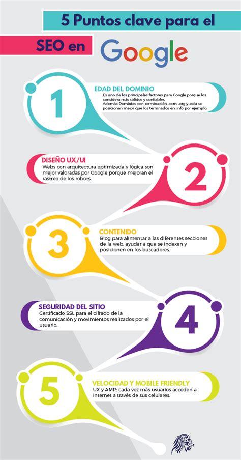 5 puntos claves para el SEO | Optimizacion Online