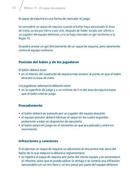5 Reglas Mas Importantes Del Futbol De Salon ...