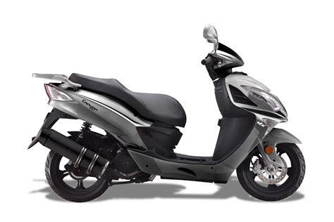 5 scooters de 125cc nuevos por menos de 1.500 euros ...
