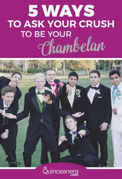 5 Ways to ask your Crush to be your Chambelan