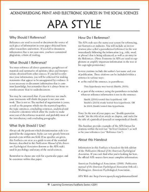 5+ what is an apa style paper - Budget Template Letter