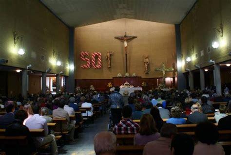 50 años de la parroquia del Santísimo Redentor ...